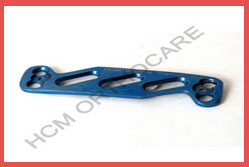 Cervical Plate Manufacturer, Supplier and Exporter in Ahmedabad, Gujarat, India